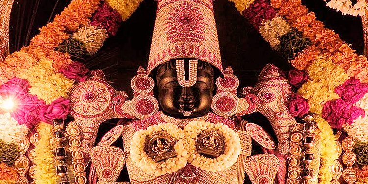 Devotees Avail Peaceful Darshan of Venkateswara Due to Covid-19 Curbs