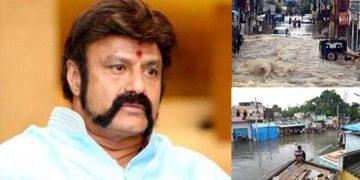 Balakrishna Donation Hyderabad Floods