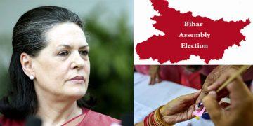 Congress President Sonia Gandhi Bihar Elections 2020