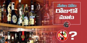 Doubts Arise Over Liquor Ban in Andhra Pradesh