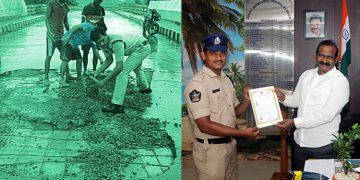 Police Constable K Suresh Kothavalasa Police Station