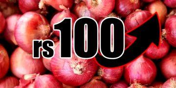 Onion Prices Soar Rs 100 per Kg