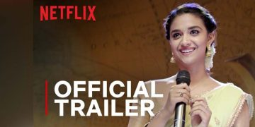 Miss India Official Trailer
