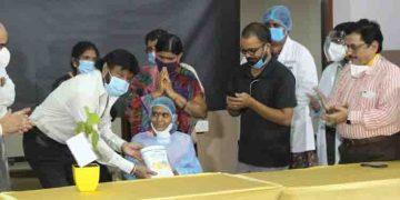 Nandamuri Balakrishna Helps Ailing Ailing Student with Bone Cancer