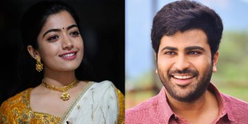 Rashmika Mandanna and Sharwanand