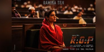 Raveena Tandon KGF Chapter 2