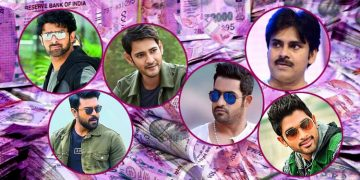 Tollywood Heroes Remuneration