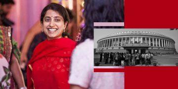 YS Bharathi Reddy Delhi Tour