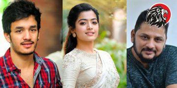 Akhil, Rashmika Mandanna, Suri