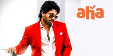 Allu Arjun Aha Video
