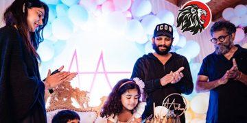 Allu Arha Birthday Celebrations
