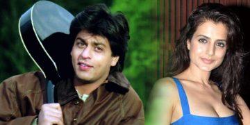 Shah Rukh Khan & Ameesha Patel