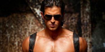 Bollywood Actor Hrithik Roshan