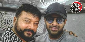 Malayalam actor Jayaram in Radhe Shyam