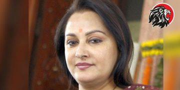 Actress Jayaprada