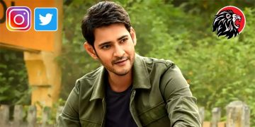 Superstar Mahesh Babu on Social Media