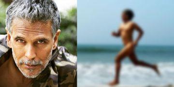Milind Soman Nude Run