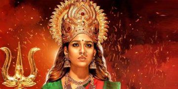 Nayanathara as Ammoru Thalli