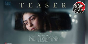 Netrikann Movie Official Teaser