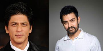 Shah Rukh Khan and Amir Khan