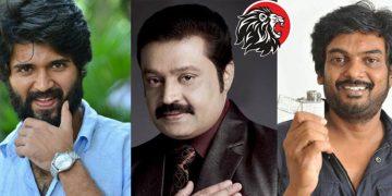 Vijay& Suresh Gopi & Puri Jagannadh