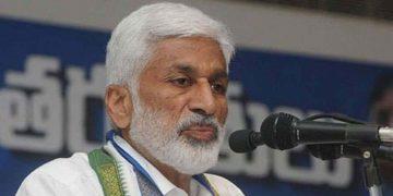 YSRCP MP VIjaya Sai Reddy