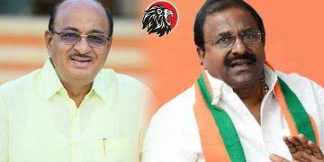 BJP Leader Somu Veerraju and TDP Senior MLA Gorantla Butchaiah Chowdary