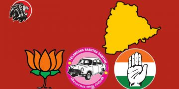 Telangana Political parties