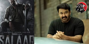mohanlal in salaar movie