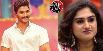 Vanitha Vijaykumar Sensational Comments Stylish Star Allu Arjun