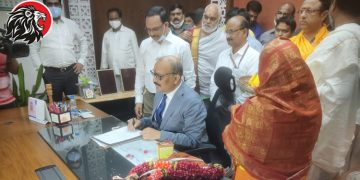 Adityanath Das Appointed As New Chief Secretary