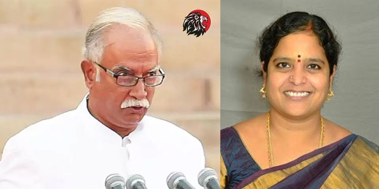 ashok gajapathi raju and meesala geetha