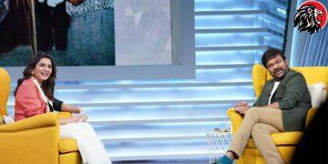 Chiranjeevi in SamJam Show