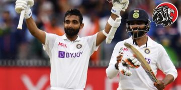 Rahane Century in Boxing Day Test