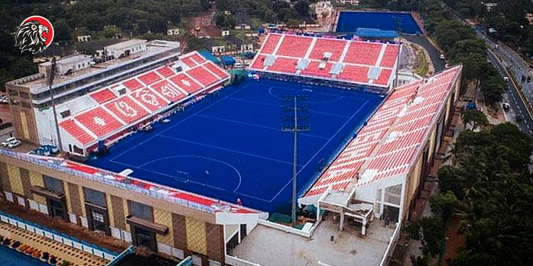 India's Largest Hockey Stadium in Odisha to Host World Cup 2023