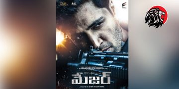 major movie first look poster hd