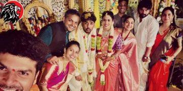 Vivek Athreya Wedding Photos