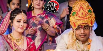Actress Sulagna Panigrahi Wedding with Comedian Biswa Kalyan Rath