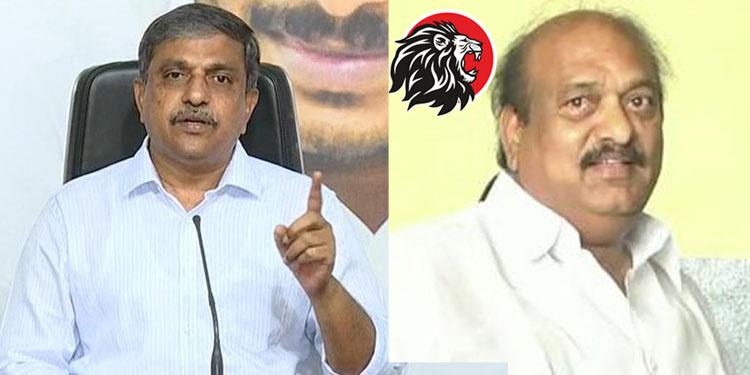 JC Prabhakar Reddy Sensational Comments on Media, Sajjala Ramakrishna Eeddy Wants to Kill Him