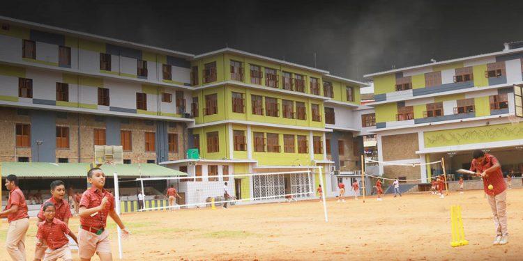 Tympani School vizag
