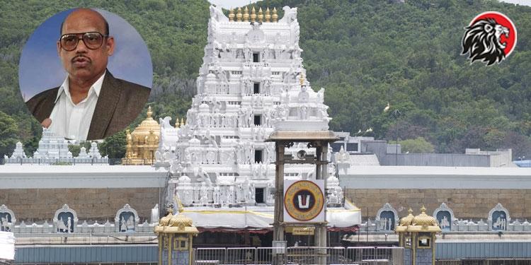 TG Venkatesh Predicts BJP Will Win In Tirupati