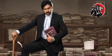 pawan kalyan introduction in vakeelsaab - www.theleonews.com