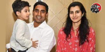 nara lokesh wishes to devansh - www.theleonews.com