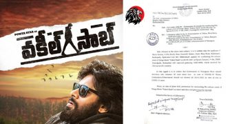 Vakeel Saab Pre Release Event - www.theleonews.com