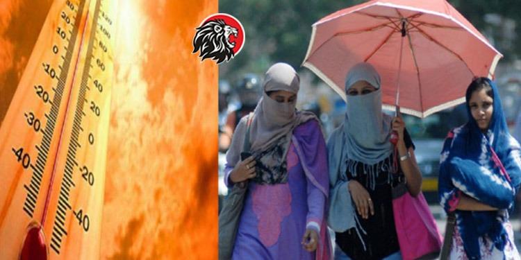 summer heat in Telangana - www.theleonews.com