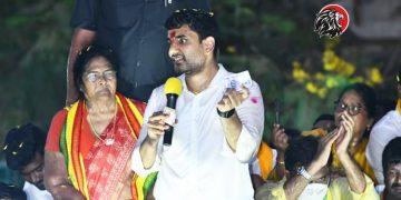 Nara Lokesh Fires on CM Jagan - www.theleonews.com