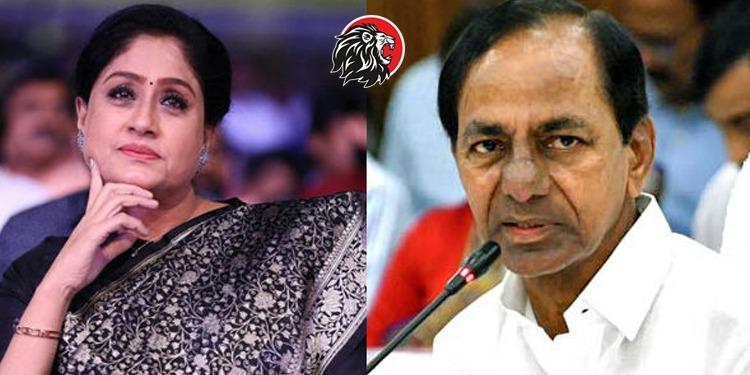 Vijayashanti Hard Comments on CM KCR- www.theleonews.com