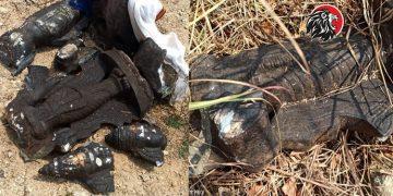 Idols Vandalised at Kuppam - www.theleonews.com
