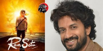 satyadev in ram setu movie - www.theleonews.com