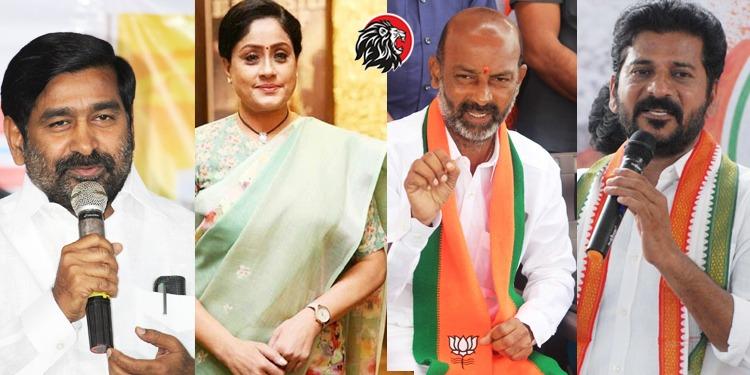 Political Heat in Nagarjuna Sagar Bypoll - www.theleonews.com